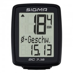 Sigma Sport Support De Guidon Câble 2032